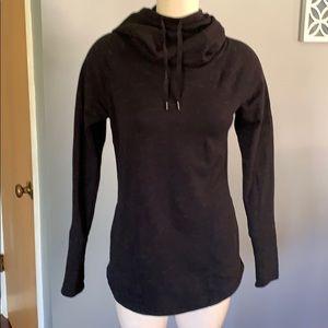 Lucy dark grey hoodie